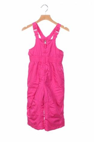 Dětská kombinéza pro zimní sporty  Faded Glory, Rozměr 18-24m/ 86-98 cm, Barva Růžová, Polyester, Cena  640,00Kč