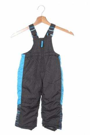 Dětská kombinéza pro zimní sporty  Pacific Trail, Rozměr 12-18m/ 80-86 cm, Barva Šedá, Polyester, Cena  655,00Kč