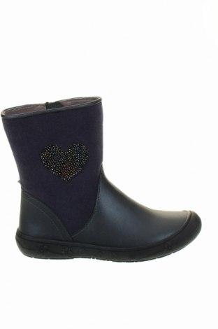 Детски обувки Lea Lelo, Размер 29, Цвят Син, Естествена кожа, текстил, Цена 34,30лв.