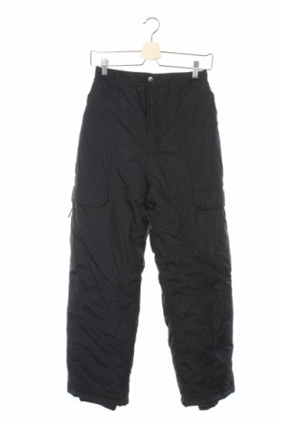 Παιδικό παντελόνι για χειμερινά σπορ Climate Control, Μέγεθος 13-14y/ 164-168 εκ., Χρώμα Μαύρο, Πολυαμίδη, Τιμή 25,98€