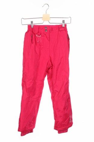 Detské nohavice pre zimné športy  Degree, Veľkosť 7-8y/ 128-134 cm, Farba Ružová, Polyester, Cena  20,41€