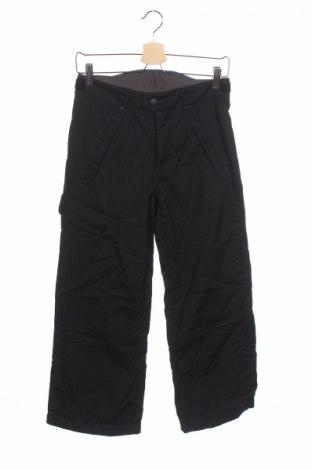 Παιδικό παντελόνι για χειμερινά σπορ H&M, Μέγεθος 9-10y/ 140-146 εκ., Χρώμα Μαύρο, Πολυαμίδη, Τιμή 22,89€