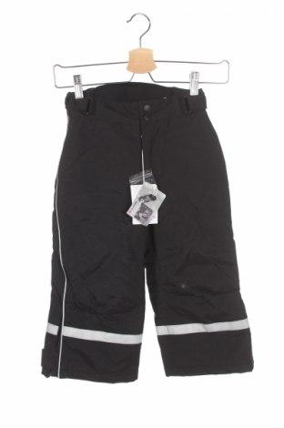 Dětské kalhoty pro zimní sporty  Polarn O. Pyret, Rozměr 18-24m/ 86-98 cm, Barva Černá, Polyamide, Cena  921,00Kč