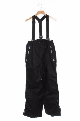 Dětské kalhoty pro zimní sporty  VRS  Kids, Rozměr 8-9y/ 134-140 cm, Barva Černá, Polyester, Cena  733,00Kč