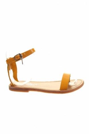 Detské sandály   Lilisun, Veľkosť 33, Farba Žltá, Pravá koža , Cena  12,93€