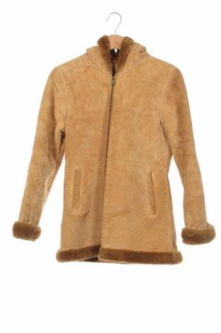Детско кожено палто Ugg Australia