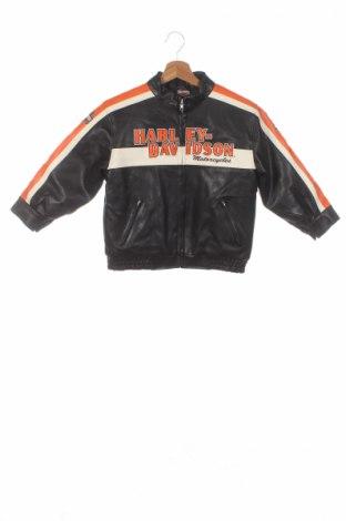 Dziecięca skórzana kurtka Harley- Davidson