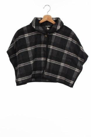 Детско палто Cherokee, Размер 4-5y/ 110-116 см, Цвят Черен, Цена 6,75лв.