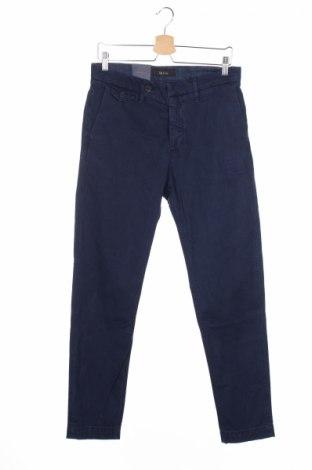 Pantaloni de bărbați Salsa, Mărime M, Culoare Albastru, 99% bumbac, 1% elastan, Preț 91,45 Lei