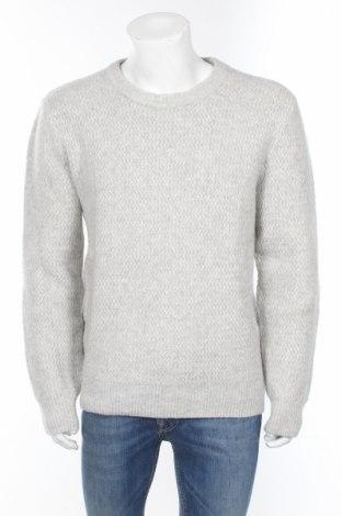 Ανδρικό πουλόβερ Reserved, Μέγεθος XL, Χρώμα Γκρί, 79%ακρυλικό, 18% πολυεστέρας, 3% ελαστάνη, Τιμή 28,35€