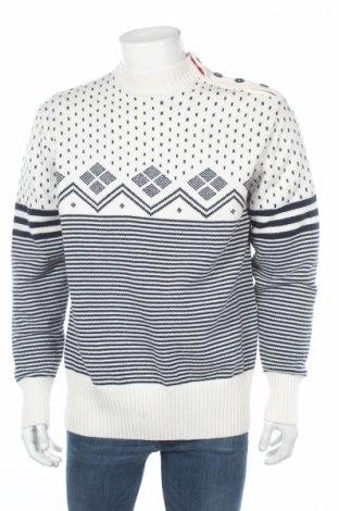 Ανδρικό πουλόβερ Reserved, Μέγεθος XL, Χρώμα Λευκό, 60% βαμβάκι, 30% πολυαμίδη, 10% μαλλί, Τιμή 28,35€