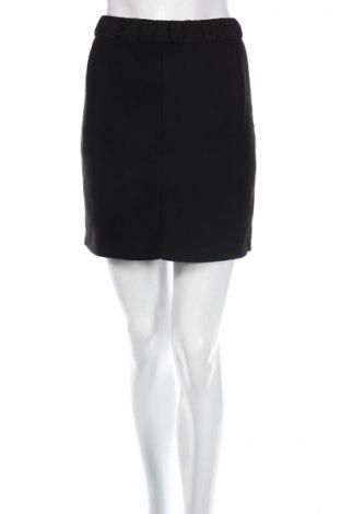 Пола Esprit, Размер M, Цвят Черен, Полиестер, Цена 6,24лв.