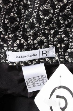 Пола La Redoute, Размер S, Цвят Черен, 64% полиестер, 36% памук, Цена 7,43лв.