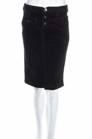 Φούστα Xx by Mexx, Μέγεθος S, Χρώμα Μαύρο, 97% βαμβάκι, 3% ελαστάνη, Τιμή 4,02€