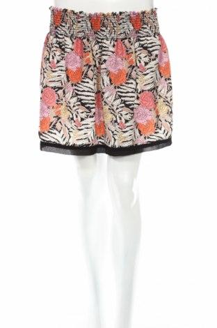 Пола Zara, Размер S, Цвят Многоцветен, Полиестер, Цена 5,52лв.