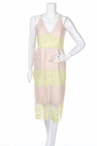 Φόρεμα ASOS, Μέγεθος L, Χρώμα Πολύχρωμο, Πολυεστέρας, Τιμή 7,98€