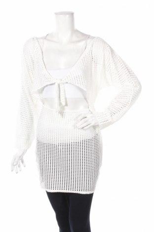 Tunika  Pretty Little Thing, Rozměr M, Barva Bílá, Bavlna, Cena  157,00Kč