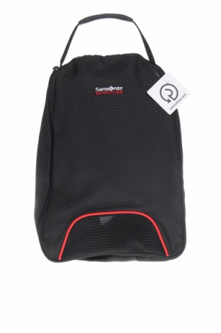 Чанта Samsonite, Цвят Черен, Текстил, Цена 44,00лв.