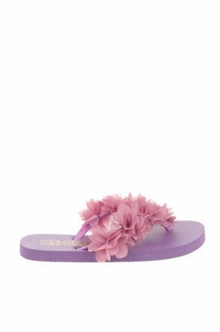 Γυναικείες παντόφλες Colors of California, Μέγεθος 38, Χρώμα Ρόζ , Πολυουρεθάνης, κλωστοϋφαντουργικά προϊόντα, Τιμή 24,33€