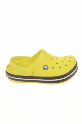 Γυναικείες παντόφλες Crocs, Μέγεθος 33, Χρώμα Πράσινο, Πολυουρεθάνης, Τιμή 24,33€