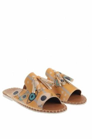 Γυναικείες παντόφλες Dogo, Μέγεθος 36, Χρώμα Πολύχρωμο, Δερματίνη, Τιμή 21,58€