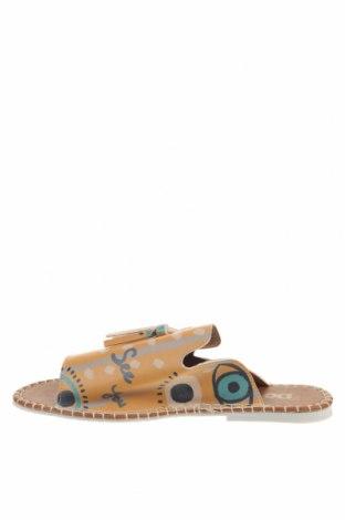 Γυναικείες παντόφλες Dogo, Μέγεθος 40, Χρώμα Πολύχρωμο, Δερματίνη, Τιμή 21,58€