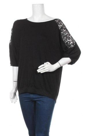Дамска блуза Body Flirt, Размер M, Цвят Черен, 95% вискоза, 5% еластан, Цена 17,85лв.