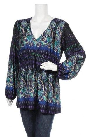 Дамска блуза Body Flirt, Размер XL, Цвят Многоцветен, 95% полиестер, 5% еластан, Цена 22,05лв.