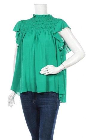 Γυναικεία μπλούζα Dorothy Perkins, Μέγεθος XL, Χρώμα Πράσινο, Πολυεστέρας, Τιμή 11,12€