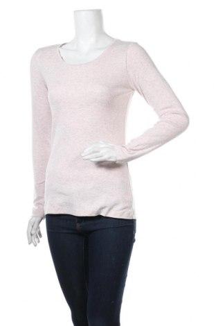 Дамска блуза H&M L.O.G.G., Размер M, Цвят Розов, 96% памук, 3% еластан, 1% вискоза, Цена 16,80лв.