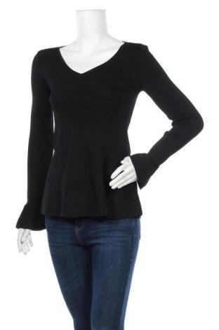 Γυναικεία μπλούζα Hallhuber, Μέγεθος M, Χρώμα Μαύρο, Τιμή 14,55€