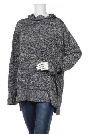 Γυναικεία μπλούζα Katies, Μέγεθος XXL, Χρώμα Γκρί, 48% βισκόζη, 48% πολυεστέρας, 4% ελαστάνη, Τιμή 11,11€