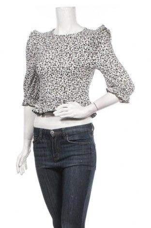 Дамска блуза Miss Selfridge, Размер S, Цвят Бял, 97% полиестер, 3% еластан, Цена 29,25лв.
