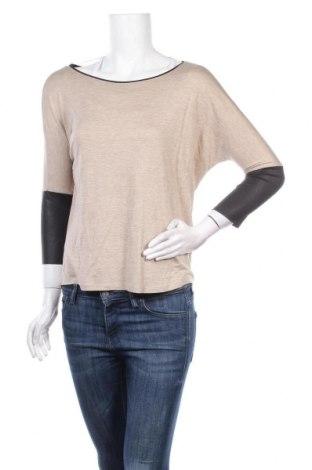 Γυναικεία μπλούζα Pimkie, Μέγεθος XS, Χρώμα  Μπέζ, Βισκόζη, Τιμή 10,39€