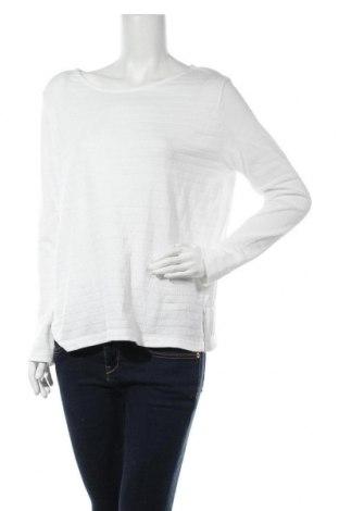 Γυναικεία μπλούζα Reserved, Μέγεθος L, Χρώμα Λευκό, 60% πολυεστέρας, 40% βαμβάκι, Τιμή 11,04€