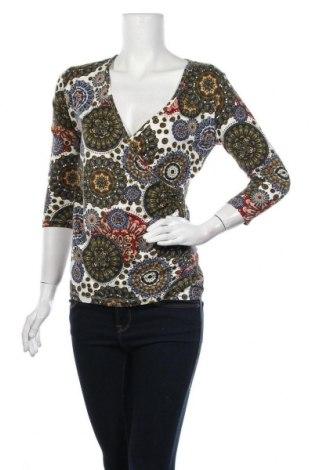 Γυναικεία μπλούζα Vestino, Μέγεθος S, Χρώμα Πολύχρωμο, 95% βισκόζη, 5% ελαστάνη, Τιμή 11,11€