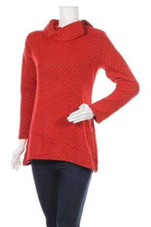 Дамска блуза Whistles, Размер S, Цвят Оранжев, 65% памук, 35% полиестер, Цена 9,98лв.