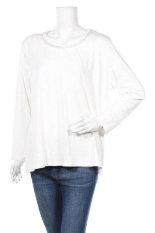 Дамска блуза Your Sixth Sense, Размер XL, Цвят Бял, 92% вискоза, 8% еластан, Цена 15,96лв.