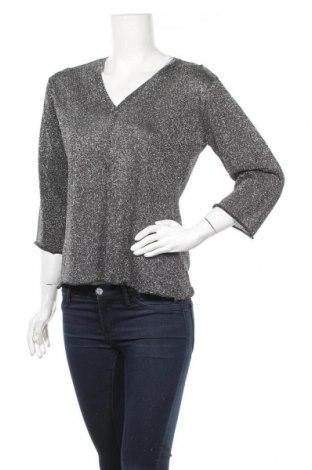 Дамска блуза Your Sixth Sense, Размер M, Цвят Сребрист, Цена 18,90лв.
