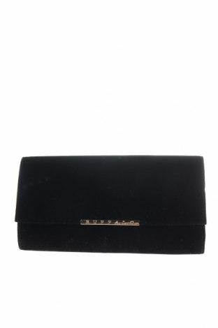 Дамска чанта Buffalo, Цвят Черен, Текстил, Цена 21,84лв.
