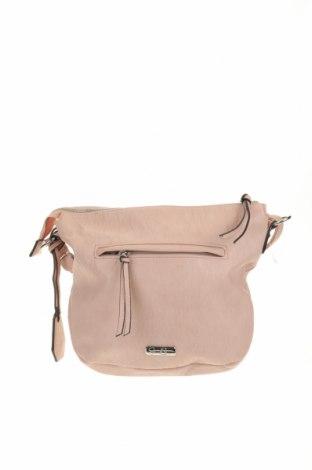Γυναικεία τσάντα Jessica Simpson, Χρώμα Ρόζ , Δερματίνη, Τιμή 14,81€