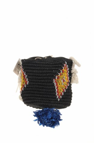 Γυναικεία τσάντα Parfois, Χρώμα Μαύρο, Άλλα υλικά, Τιμή 6,32€