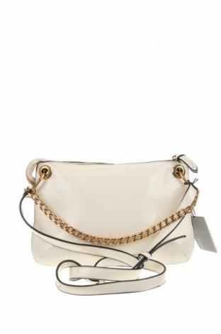Дамска чанта Parfois, Цвят Бял, Еко кожа, Цена 16,17лв.