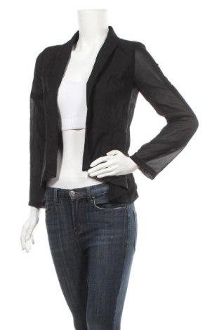 Γυναικεία ζακέτα Ally, Μέγεθος XS, Χρώμα Μαύρο, Πολυεστέρας, Τιμή 5,68€