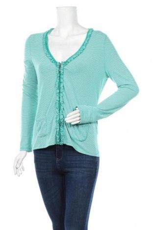 Γυναικεία ζακέτα Charles Vogele, Μέγεθος S, Χρώμα Πράσινο, 94% πολυεστέρας, 6% ελαστάνη, Τιμή 5,00€