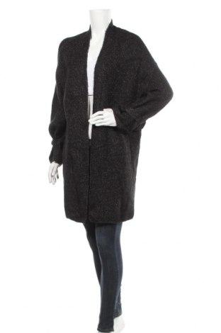 Γυναικεία ζακέτα Clothing & Co, Μέγεθος L, Χρώμα Μαύρο, 80%ακρυλικό, 19% πολυεστέρας, 1% ελαστάνη, Τιμή 18,84€