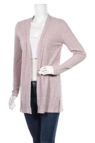 Дамска жилетка Clothing & Co, Размер M, Цвят Розов, 96% полиестер, 4% еластан, Цена 12,86лв.