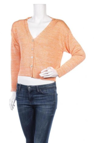Γυναικεία ζακέτα Edited, Μέγεθος S, Χρώμα Πορτοκαλί, Βισκόζη, Τιμή 5,69€