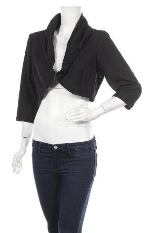 Γυναικεία ζακέτα Frank Lyman, Μέγεθος XL, Χρώμα Μαύρο, Πολυαμίδη, πολυεστέρας, ελαστάνη, Τιμή 4,56€