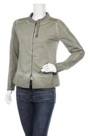 Дамска жилетка Gina Benotti, Размер M, Цвят Зелен, 60% памук, 40% полиестер, Цена 6,76лв.